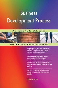 Cover Business Development Process A Complete Guide - 2020 Edition