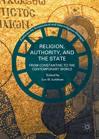 Cover Religion, Authority, and the State
