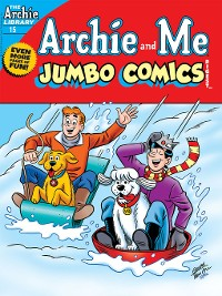 Cover Archie & Me Comics Digest (2017), Issue 15