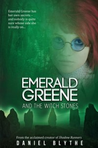 Cover Emerald Greene and the Witch Stones