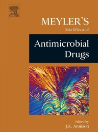 Cover Meyler's Side Effects of Antimicrobial Drugs