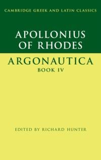 Cover Apollonius of Rhodes: Argonautica Book IV
