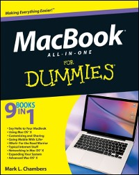 Cover MacBook All-in-One For Dummies