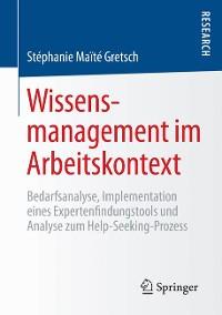 Cover Wissensmanagement im Arbeitskontext
