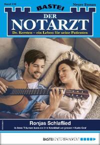 Cover Der Notarzt 330 - Arztroman