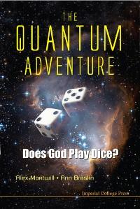 Cover The Quantum Adventure