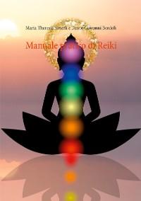Cover Manuale pratico di Reiki