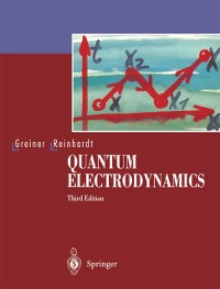 Cover Quantum Electrodynamics