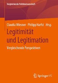 Cover Legitimität und Legitimation