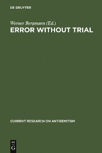 Cover Error Without Trial