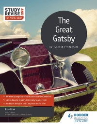 Cover Study and Revise for AS/A-level: The Great Gatsby