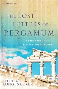 Cover Lost Letters of Pergamum