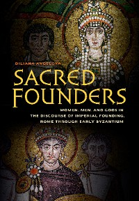 Cover Sacred Founders