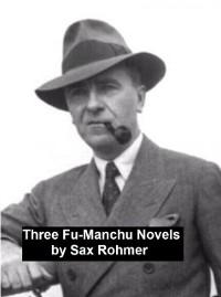 Cover Three Fu-Manchu Novels