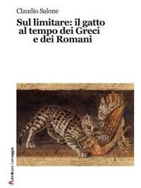Cover Sul limitare: il gatto al tempo dei Greci e dei Romani