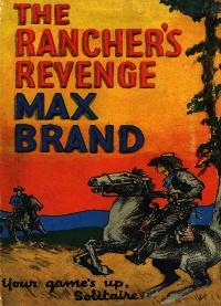 Cover The Rancher's Revenge