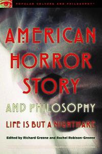 Cover American Horror Story and Philosophy