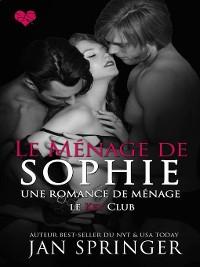 Cover Le ménage de Sophie