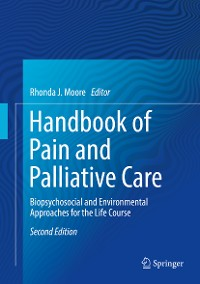Cover Handbook of Pain and Palliative Care