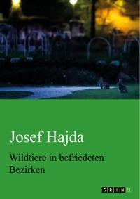Cover Wildtiere in befriedeten Bezirken