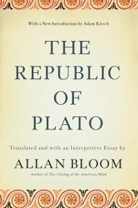 Cover Republic of Plato