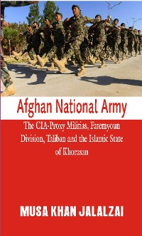 Cover Afghan National Army