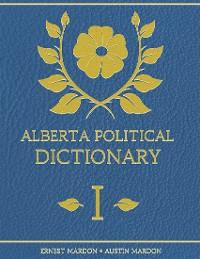 Cover Alberta Political Dictionary I
