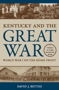 Cover Kentucky and the Great War
