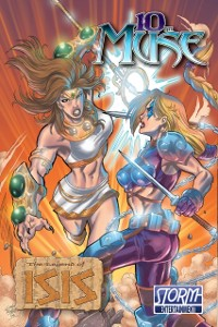 Cover 10th Muse vs. Legend of Isis