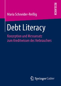 Cover Debt Literacy