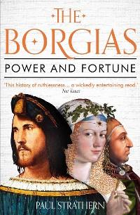 Cover The Borgias