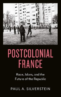 Cover Postcolonial France