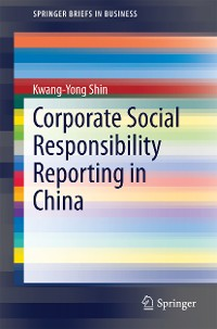 Cover Corporate Social Responsibility Reporting in China