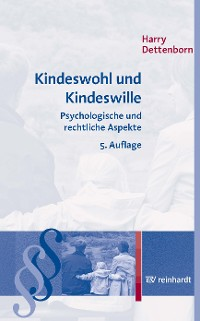 Cover Kindeswohl und Kindeswille