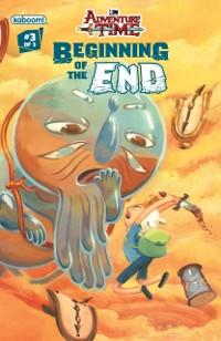 Cover Adventure Time: Beginning of the End #3