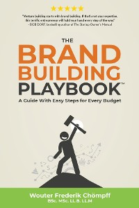 Cover The Brand Building Playbook