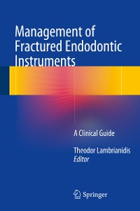 Cover Management of Fractured Endodontic Instruments