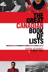 Cover Great Canadian Book of Lists