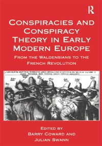 Cover Conspiracies and Conspiracy Theory in Early Modern Europe