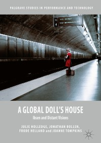 Cover A Global Doll's House