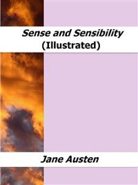 Cover Sense and Sensibility (Illustrated by Enrico conti)