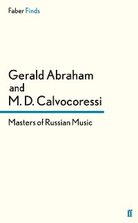 Cover Masters of Russian Music