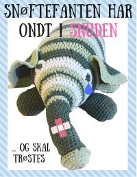 Cover Snøftefanten har ondt i snuden