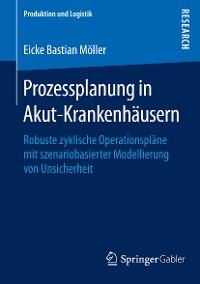 Cover Prozessplanung in Akut-Krankenhäusern