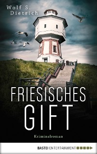 Cover Friesisches Gift
