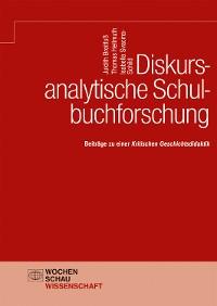 Cover Diskursanalytische Schulbuchforschung