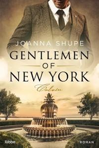 Cover Gentlemen of New York - Calvin