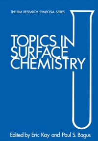 Cover Topics in Surface Chemistry