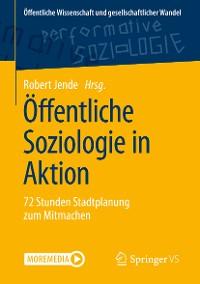 Cover Öffentliche Soziologie in Aktion