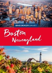 Cover Baedeker SMART Reiseführer Boston & Neuengland